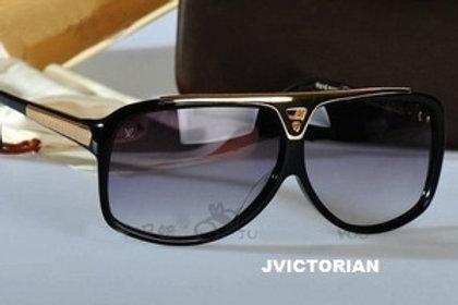 EVIDENCE sunglasses Millionaire Sun Glasses Black
