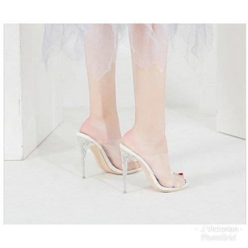 Samantha Clear Heels