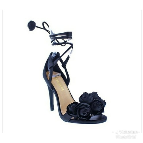 Straps Ankle Heels