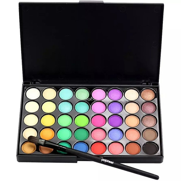 Bright Eye Shadow, Multi-Color Pack