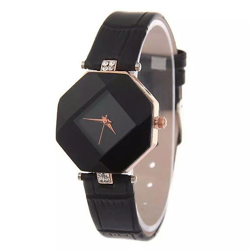 Women's Luxury Watch Black