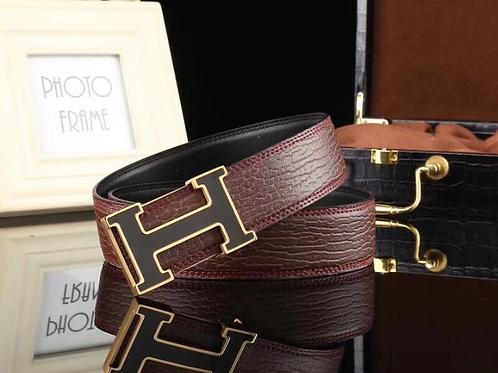 H Designer Belt