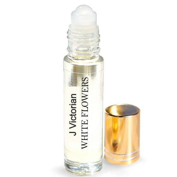 Vegan Perfume Oil (Red Rose)