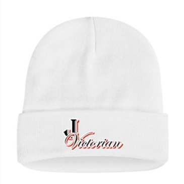 J Victorian Hat Custom T-Shirt