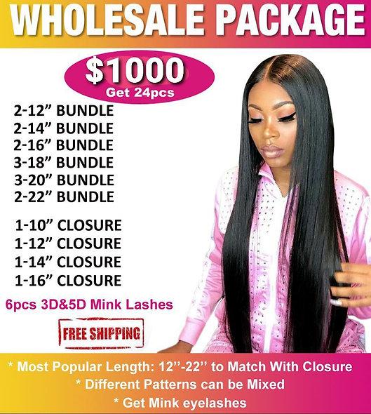24 Pcs Wholesale Bulk Pricing