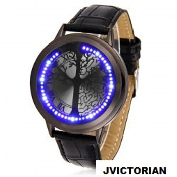 SPORTS Fashion Touch Screen LED Watch