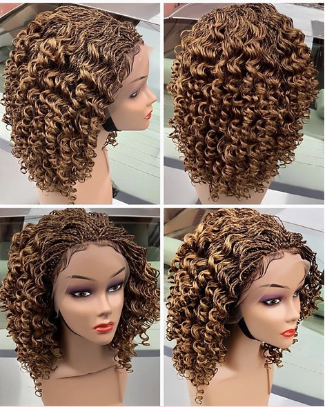 Tainna's Micro Lace Wig (brown)