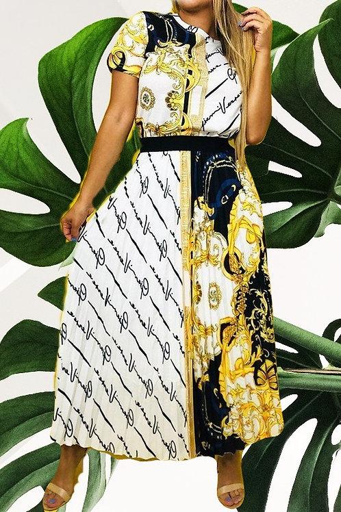 Drea's  Graphic Dress