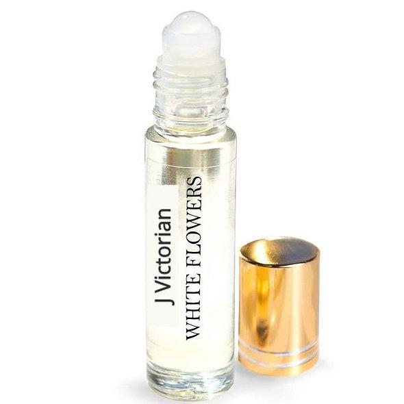 Vegan Perfume Oil (White Flowers)