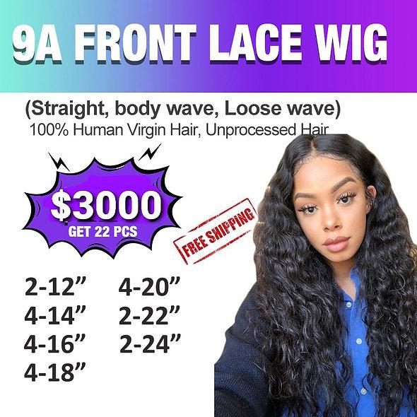 J Victorian Wholesale Bulk 22 Lace Wigs