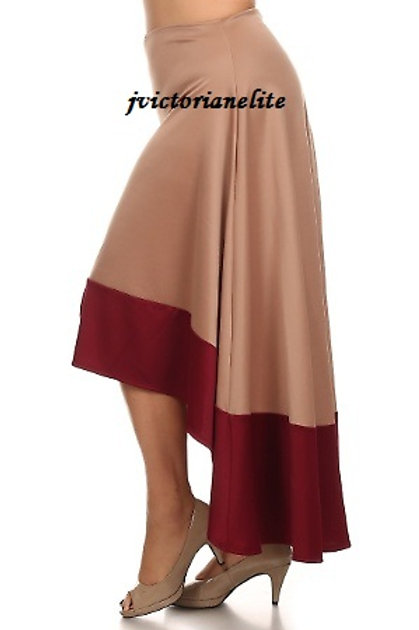 Versatile Plus Skirt
