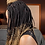 Thumbnail: Tiffany's braided back Lace Wig