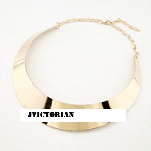 Fashion Ringlike Pendant Alloy Necklace For Women