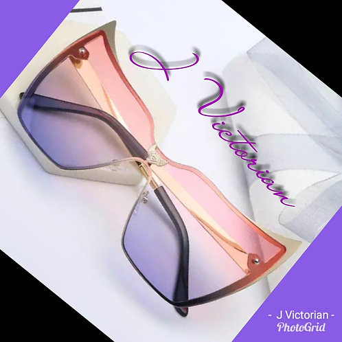 J Victorian Designer Luxury Multiple Colors of Angel Wings Shades