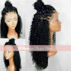 Lace Wig with Deep Curly