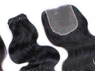 Loose Virgin Hair Closure