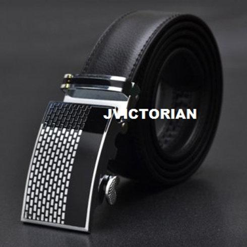 Fashion Stylish Dark Color Square Buckle Waist