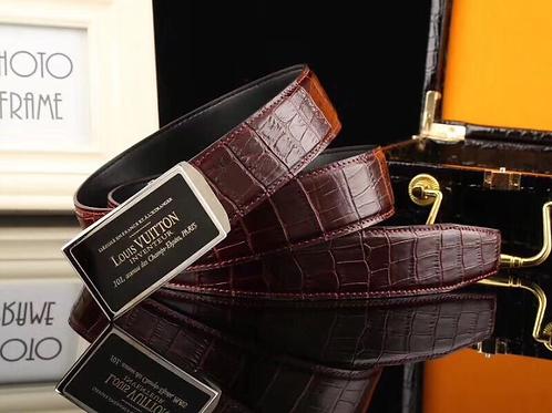 L V Designer Belt