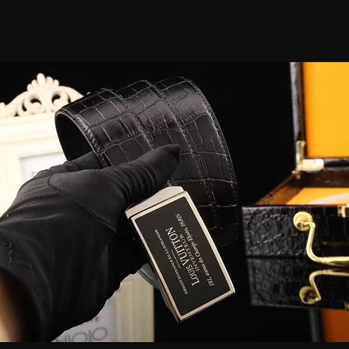 LV Plated Drsigner Belt