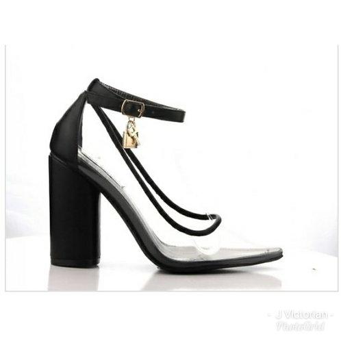 Sarah Clear Heels