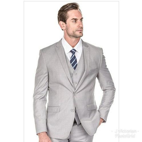 Three Piece Suit Grey Suit