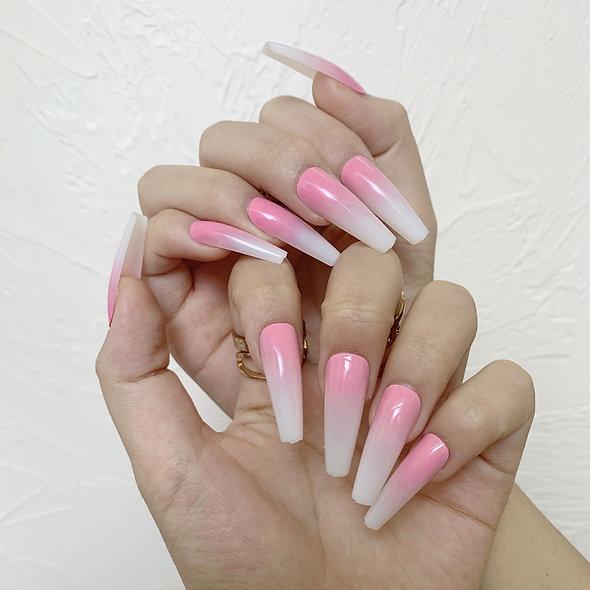 Teleah Glamorous Press On Nails