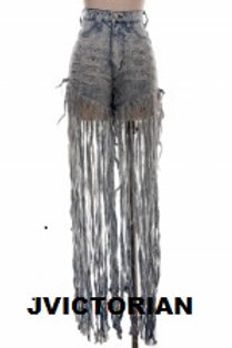 FRINGED LUXE
