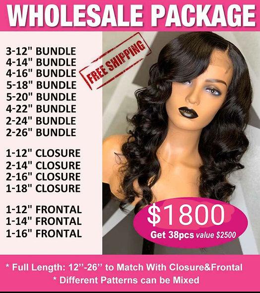 38 Pcs Wholesale Bulk Pricing