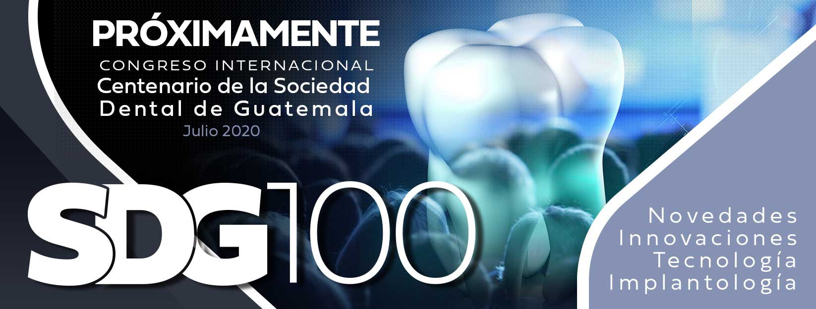 Congreso Internacional Sociedad Dental 100 años