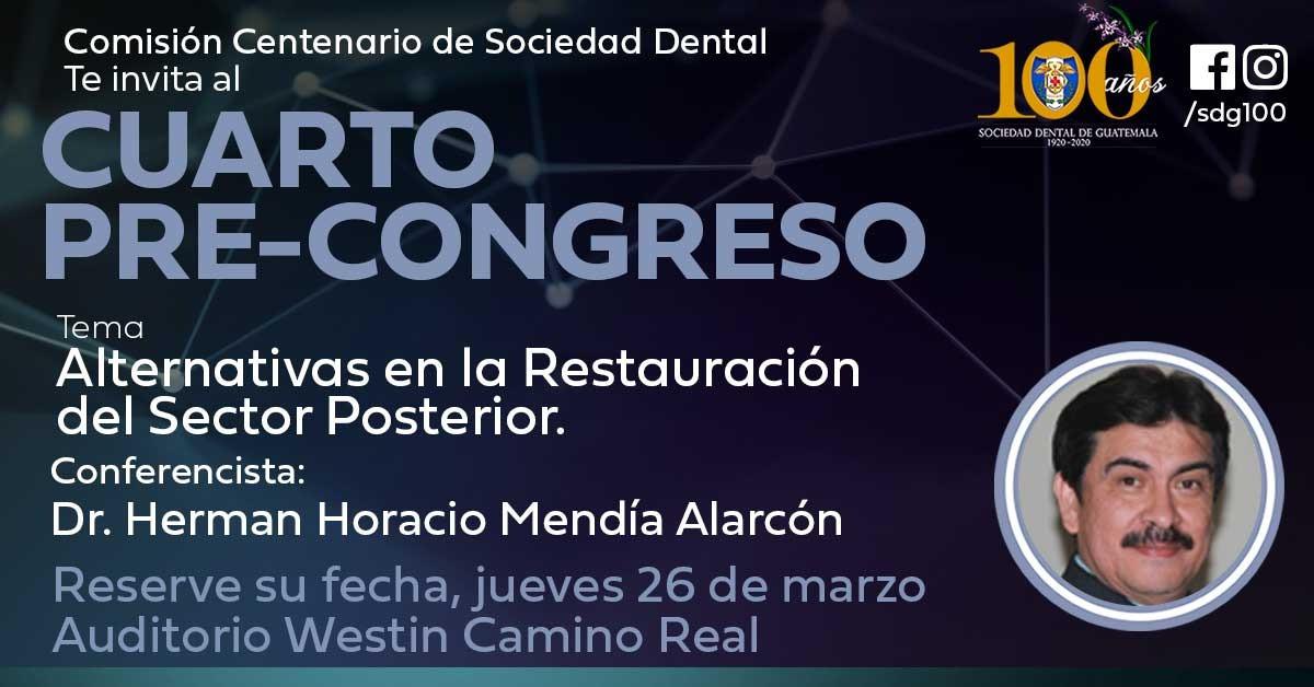 Congreso Sociedad Dental 100 años