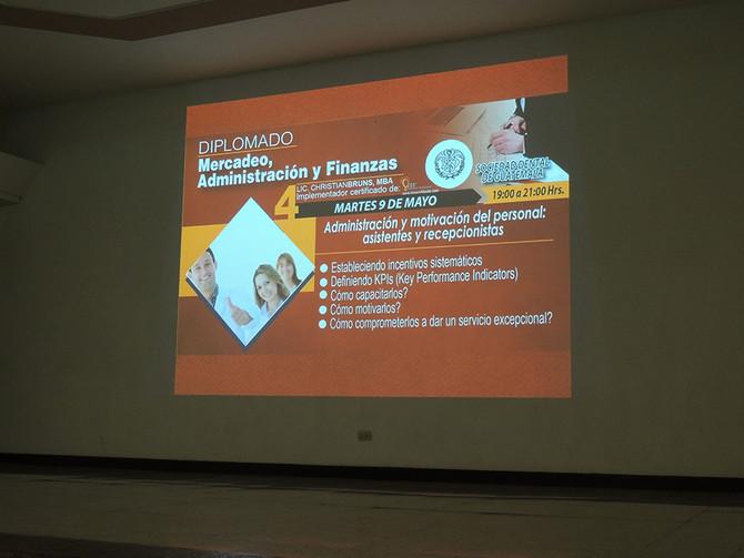 Diplomado Mercadeo, Administración y Finanzas - Cuarto modulo