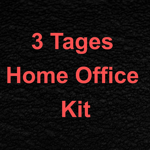 3 TAGES HOME OFFICE KIT