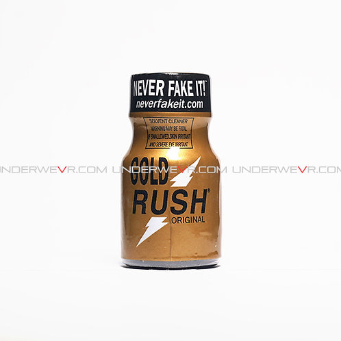 PWD® - Popper GOLD RUSH Original 10ml
