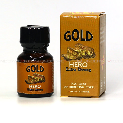 PWD® - Popper GOLD Extra Strong HERO Series 10ml