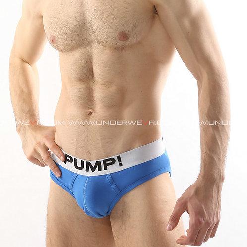 PUMP! - Men's Briefs Classic Pure Cotton Underwear PUB081