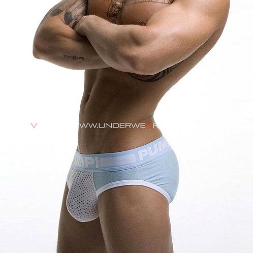 PUMP! - Men's Briefs FROSTY Micro-Mesh Sports Underwear