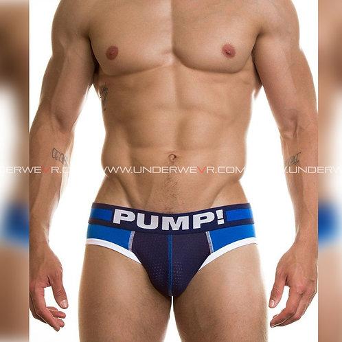 PUMP! - Men's Briefs TITAN Sports Mesh Hip Brief Underwear PUB066T