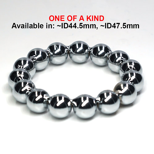 CR1D Stainless Steel Beaded Cockring