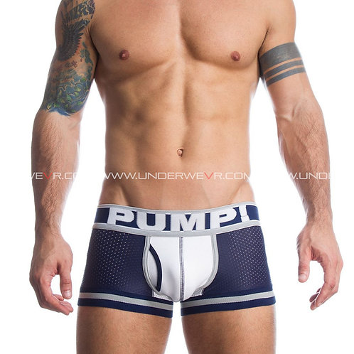 PUMP! - Men's Trunks THUNDER Micro-Mesh Touchdown Sports Boxer Underwear PUT399