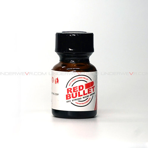G&N® - Poppers RED BULLET 10ml