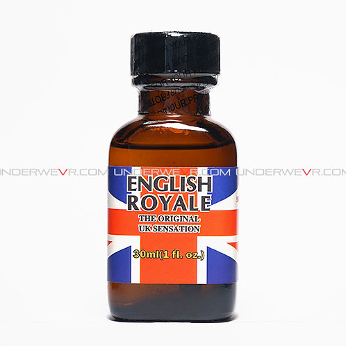 PWD® - Popper ENGLISH ROYAL The Original UK Sensation 30ml