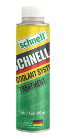 Schnell Coolant System Treatment
