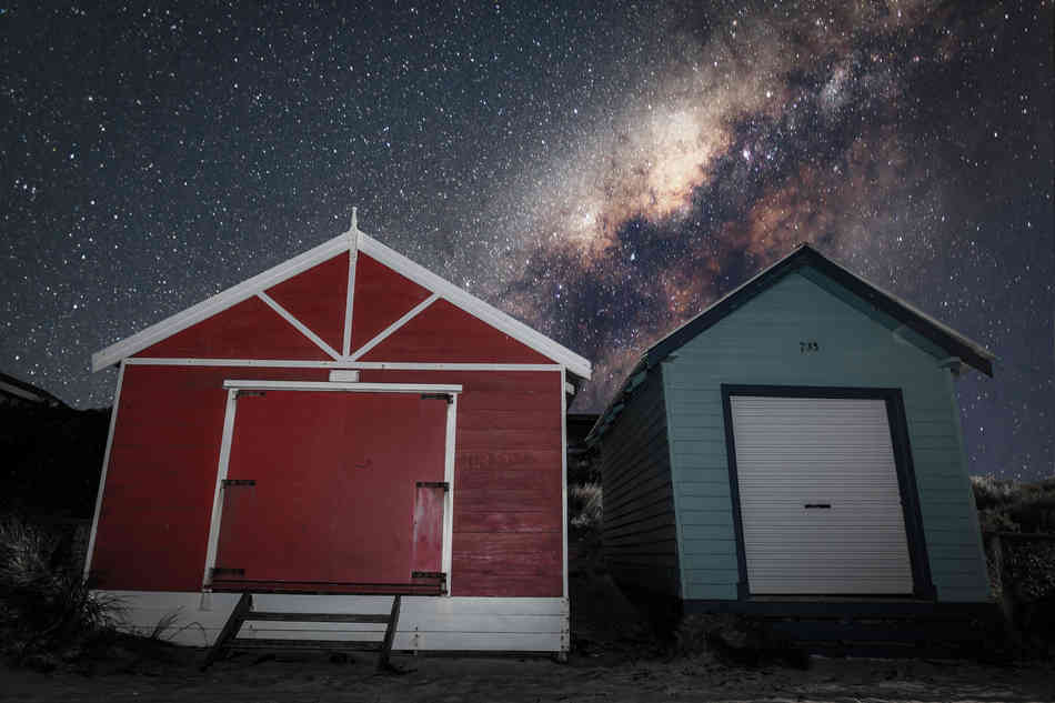 BEACH HOUSE MILKY WAY