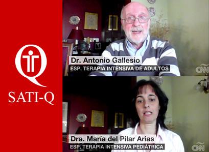 Entrevista al Comité de Gestión de SATI para CNN en español