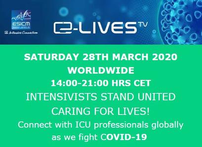 Webinar Marathon Internacional   COVID-19