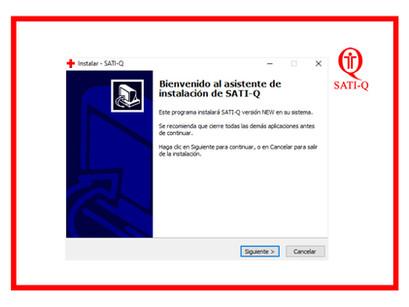 Instalación del software SATI-Q
