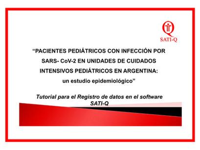 SARS- CoV2 en UCIP argentinas