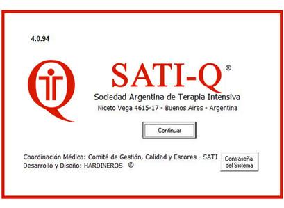 Nueva versión de SATI-Q y Sistema de Consultas QCIC!