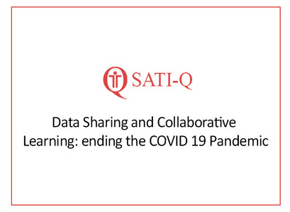 Data Sharing and Collaborative Learning: ending the COVID 19 Pandemic