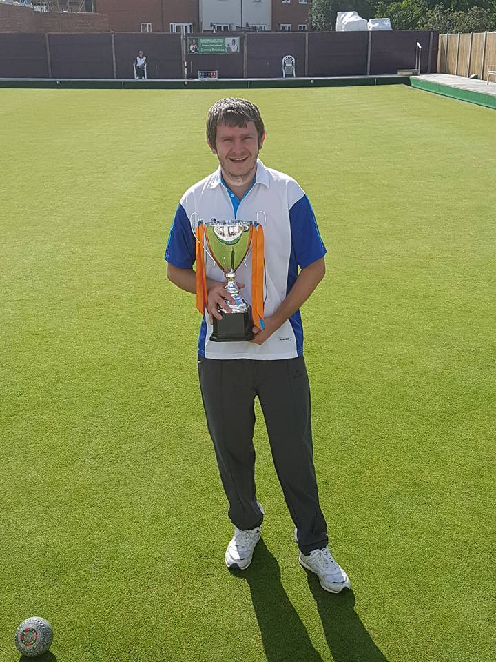 Mens 2 wood singles champion 2017